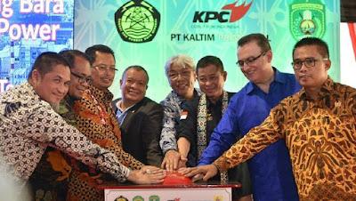 Ignasius Jonan Resmikan Proyek Penyaluran Daya Lebih PLTU di Kaltim - Info Presiden Jokowi Dan Pemerintah