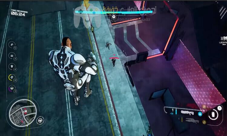 تحميل لعبة Crackdown 3 للكمبيوتر برابط مباشر