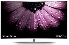 διαφορά συμβατικής TV και αυτής με το φορματ HDR10 +