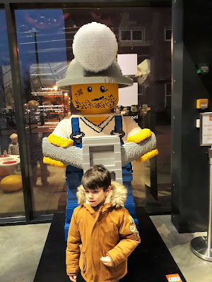 Train World Schaerbeek  LEGO famille