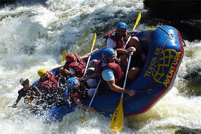 River Rafting in Manali