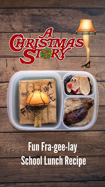 How to make A Christmas Story school lunch!