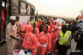 Update: 491 Libyan Returnees received at Port Harcourt International Airport (Photos)