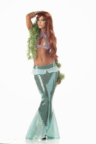 Costume Ideas For Women Top 10 Mermaid Costumes For Women. SaveEnlarge · Adult Mesmerizing Mermaid Costume ...  sc 1 st  Meningrey & Mesmerizing Mermaid Costume - Meningrey