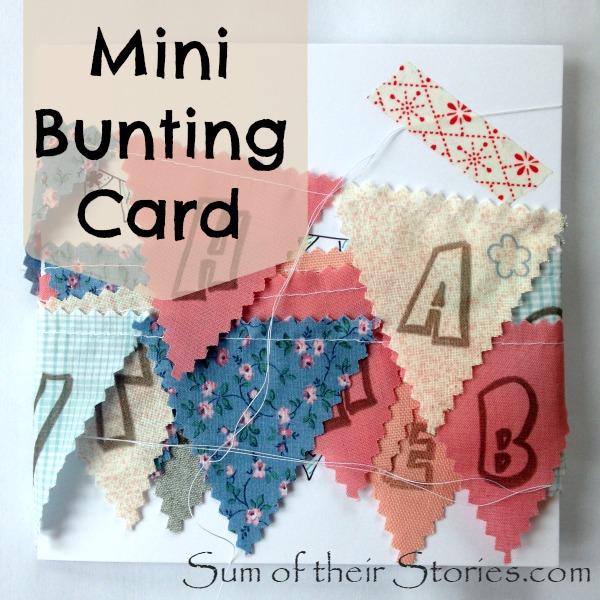 Mini Garland Card