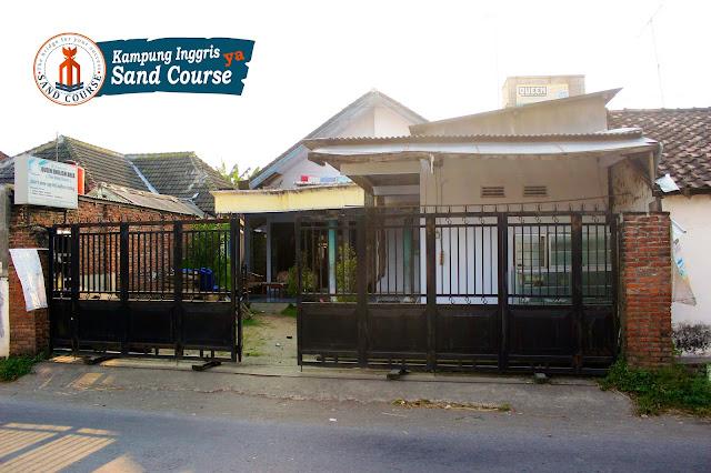 Camp Putri Lembaga Sand Course