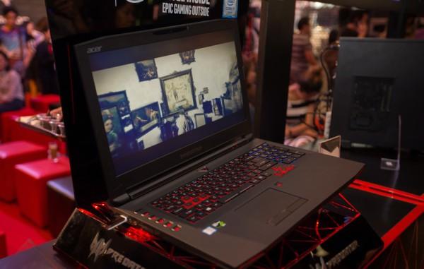 Nâng Cấp Ổ Cứng SSD Cho Laptop Acer