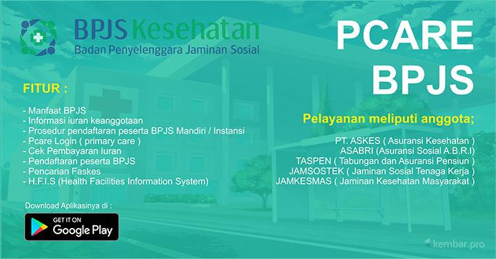 Primary Care (Pcare) BPJS Kesehatan