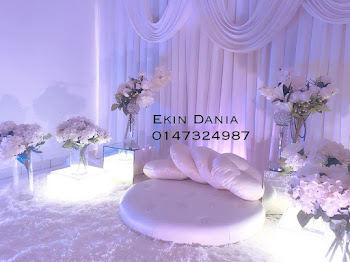 MINI PELAMIN ALL WHITE NIKAH