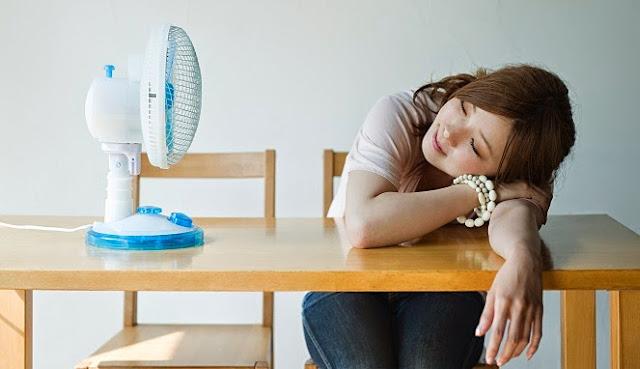 Tips Paling Penting Cara Menggunakan Kipas Angin Secara Sehat