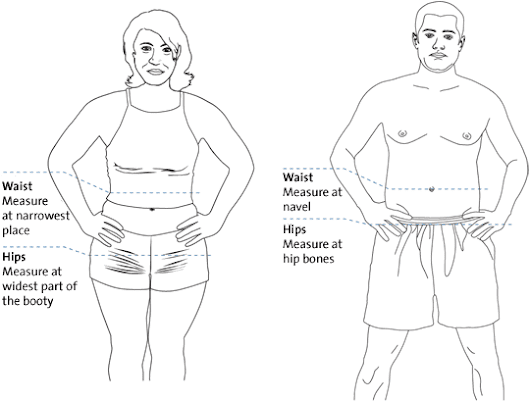 Why Waist Size Matters