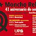 Actos no 41 Aniversario do asasinato de Moncho Reboiras, un 12 de Agosto de 1975