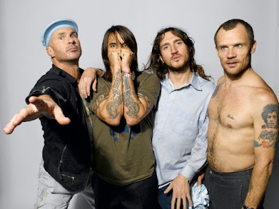 RED HOT CHILI PEPPERS - Canciones traducidas