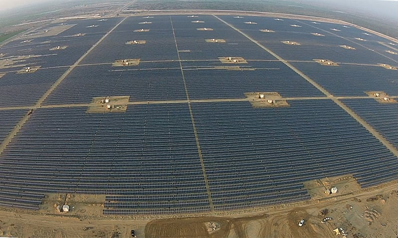 The Largest Solar Farms In The World