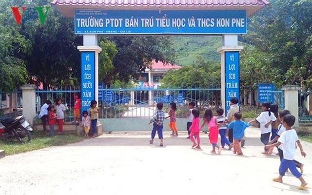 Nhiều trường ở vùng sâu, vùng xa tỉnh Gia Lai thiếu giáo viên giảng dạy