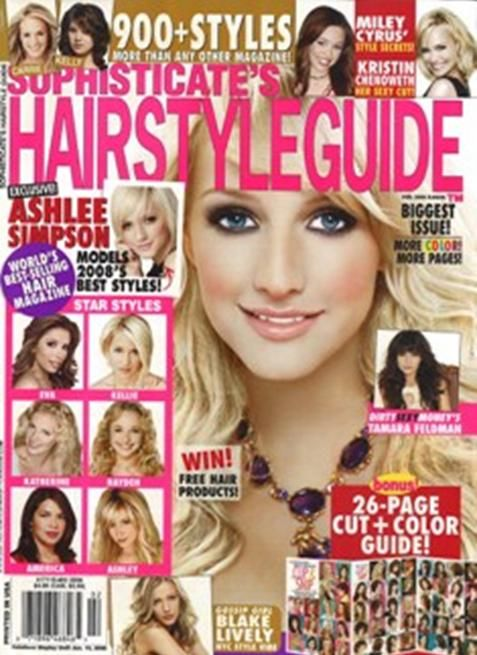 Hairstyles Magazines