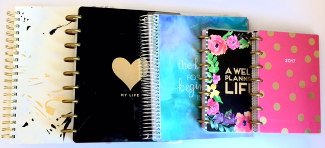 My Planner Addiction