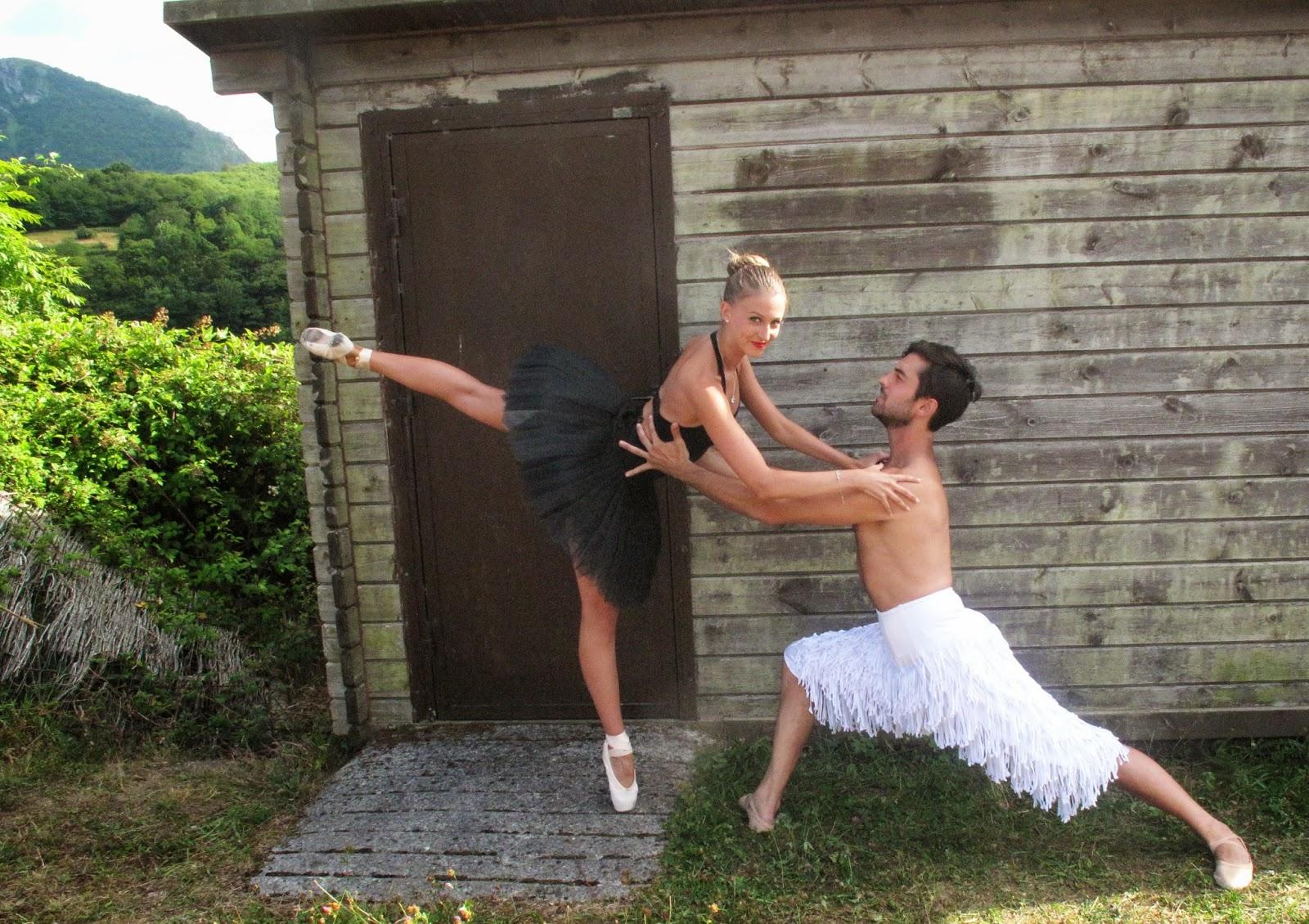 Country ballerinas