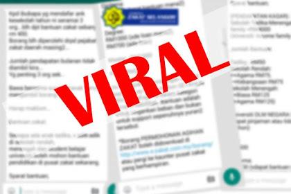 Waspadai Media Viral yang Memuat Konten Terselubung