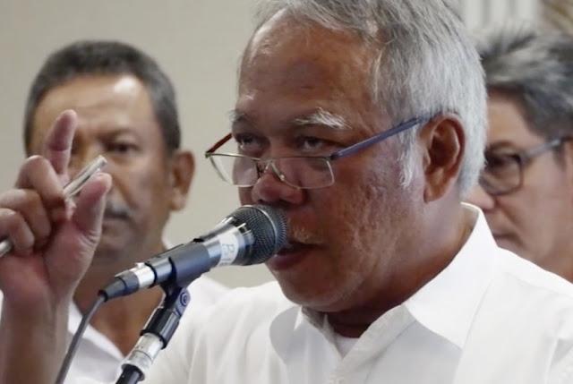 Menteri Basuki tak Harapkan Besaran Porsi Sukuk Negara