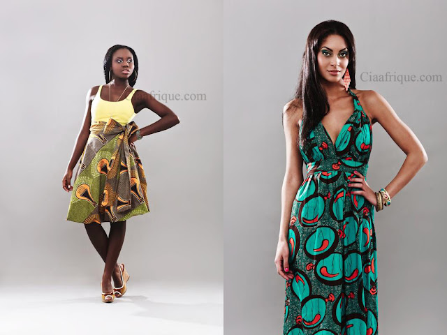 AFRICAN FASHION DESIGNER IN GERMANY: Malaika -Pagne-africain