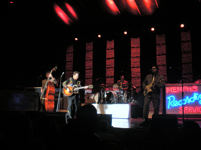 Rockabilly N Blues Radio Hour: Chris Isaak concert review