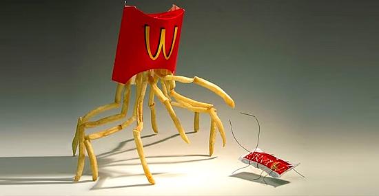 Batatas do McDonald's - Depois desse vídeo elas nunca mais serão as mesmas...