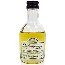 Dalwhinnie - Single Highland Malt Miniature - 15 year old Whisky