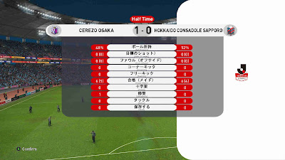 PES 2019 Scoreboard J1 League 2019 by Hova_Useless