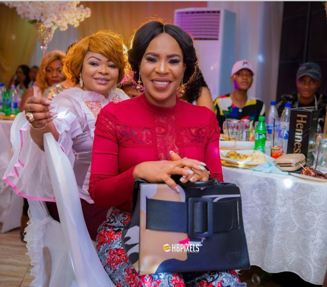 nollywood owambe party 2018