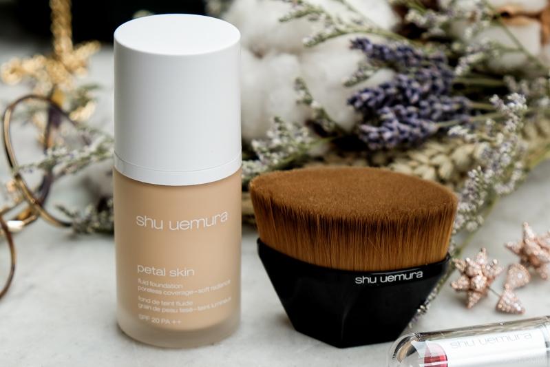Review: Shu Uemura Petal Skin Fluid Foundation