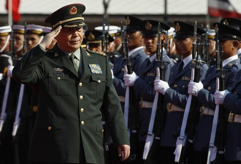 Asia Globe News: China: Chinese Defense Ministry explain ...