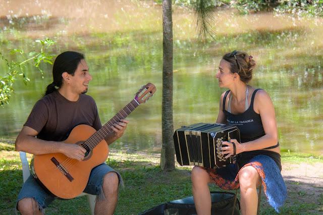 O tango e a música argentina