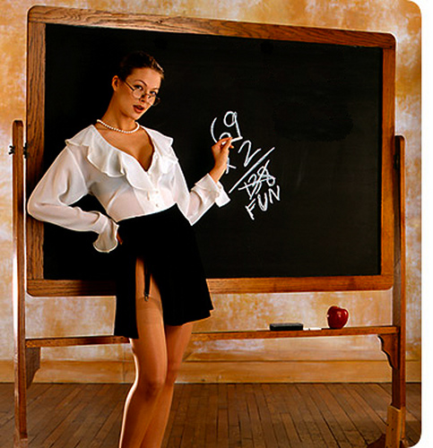 Hot N Sexy Teacher