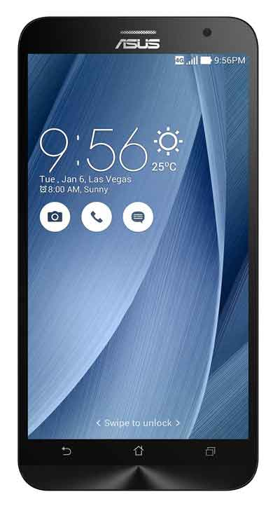 "Asus ZenFone 2 Smartphone 5.5"" Full HD, RAM 4 GB, 32 GB, 4G/LTE"