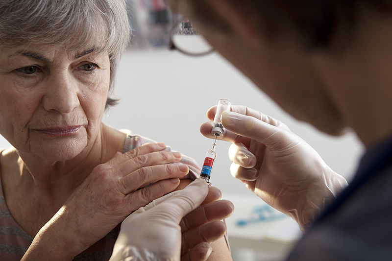 Stronger Flu Vaccine Available Just for Seniors
