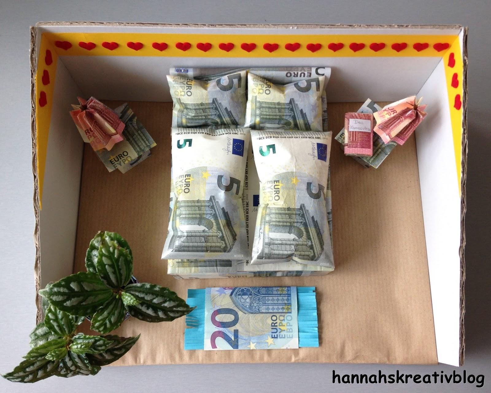 Hannahs Kreativblog Geldgeschenk Fur Hochzeit Das 2