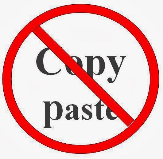 Cara Memasang Script Anti Copas pada Blog