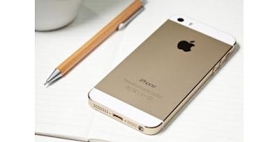 các lỗi thường gặp khi sử dụng iPhone 5S Lock