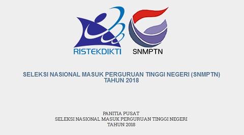 Persyaratan dan Jadwal Pelaksanaan SNMPTN 2018