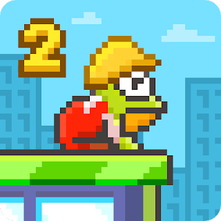 Hoppy Frog 2 – City Escape Mod APK V1.2.6