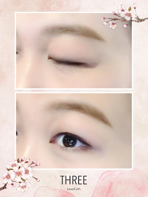 THREEHK, THREEcosmetics, SS18, 日本時尚植萃品牌, lyricallipbloom, cosmetic, beauty, 夏沫, lovecath,  catherine, beautyblogger, makeup, beautytips