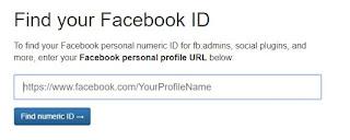 cara melihat ID Admin Facebook yang berubah menjadi username Facebook