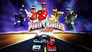 Power Rangers Turbo Saban Geiksou Sentai Carranger
