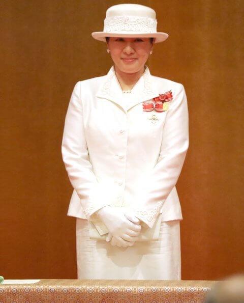 Empress Masako of Japan, Crown Princess Kiko, Princess Hanako, Princess Nobuko and Princess Hisako