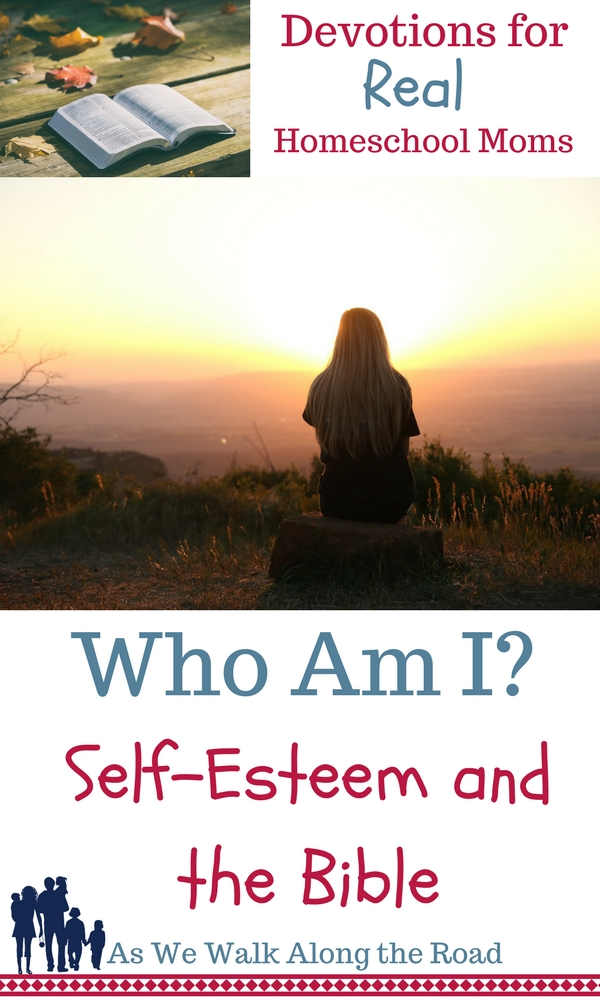 Self-esteem and the Bible
