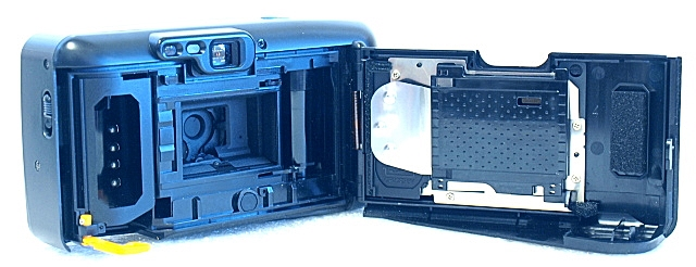 Fuji Cardia Travel Mini Dual-P, Film box