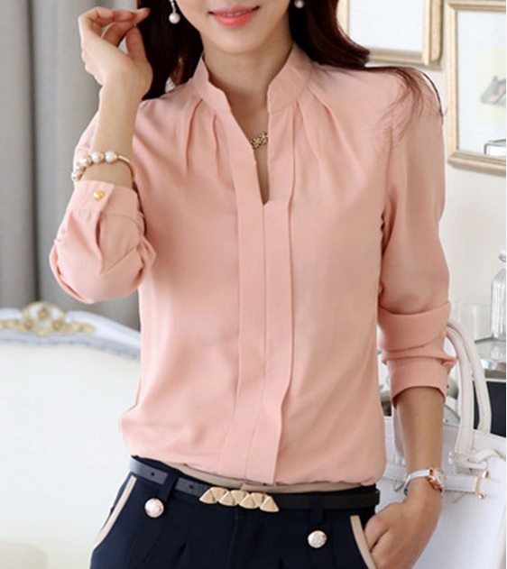 http://www.fashionmia.com/Products/split-neck-plain-chiffon-long-sleeve-blouse-190314.html