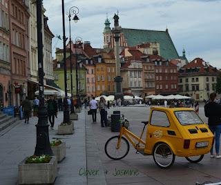 La Città Vecchia patrimonio dell'Unesco è senz'altro uno dei motivi per visitare Varsavia