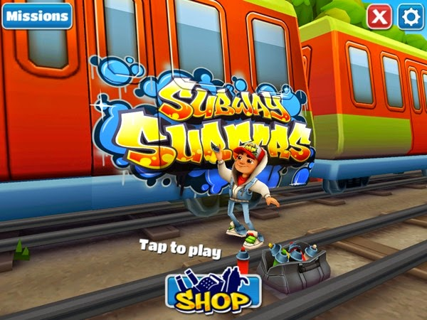Subway Surfers PC Gameplay